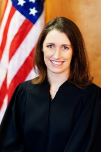 Contributed photo Sara L. McCulloch worked for 13 years at the King County Prosecuting Attorney's Office in Seattle before being appointed Bainbridge Island's Municipal Court judge in November.