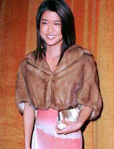 Grace Park, a woman whose names both have context related to this story.