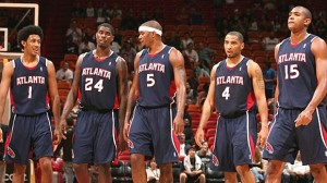 Marvin and four guys not having their jerseys retired here. From thestartingfive.net.
