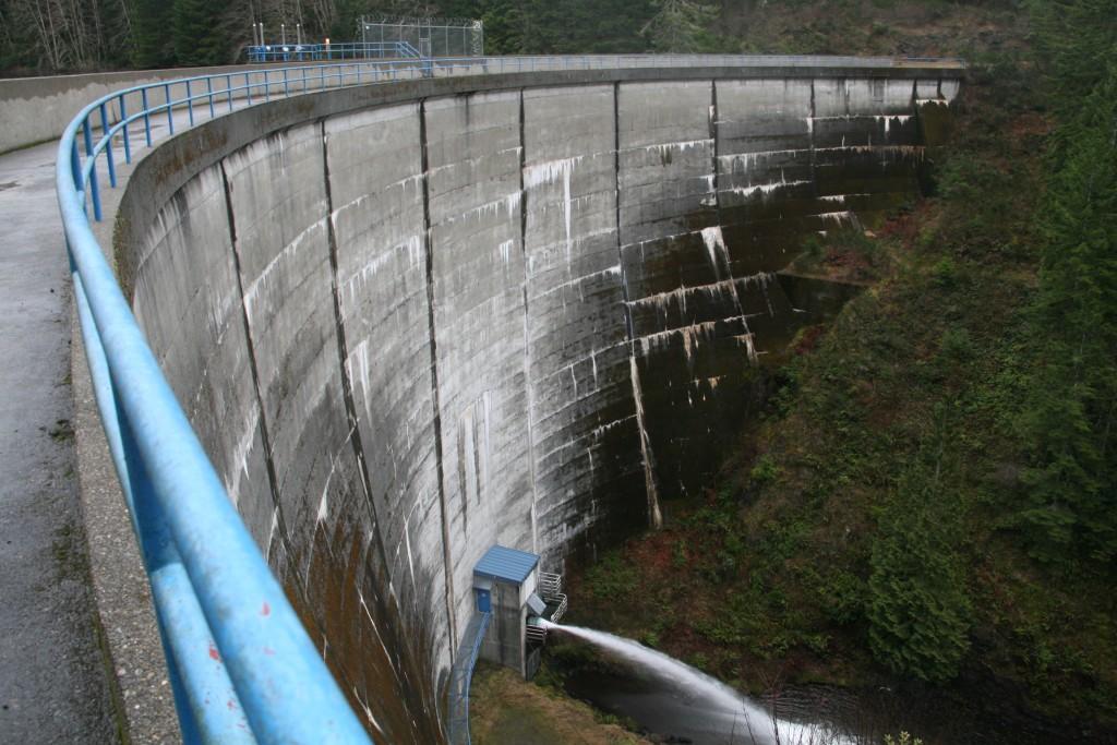 Casad Dam.
