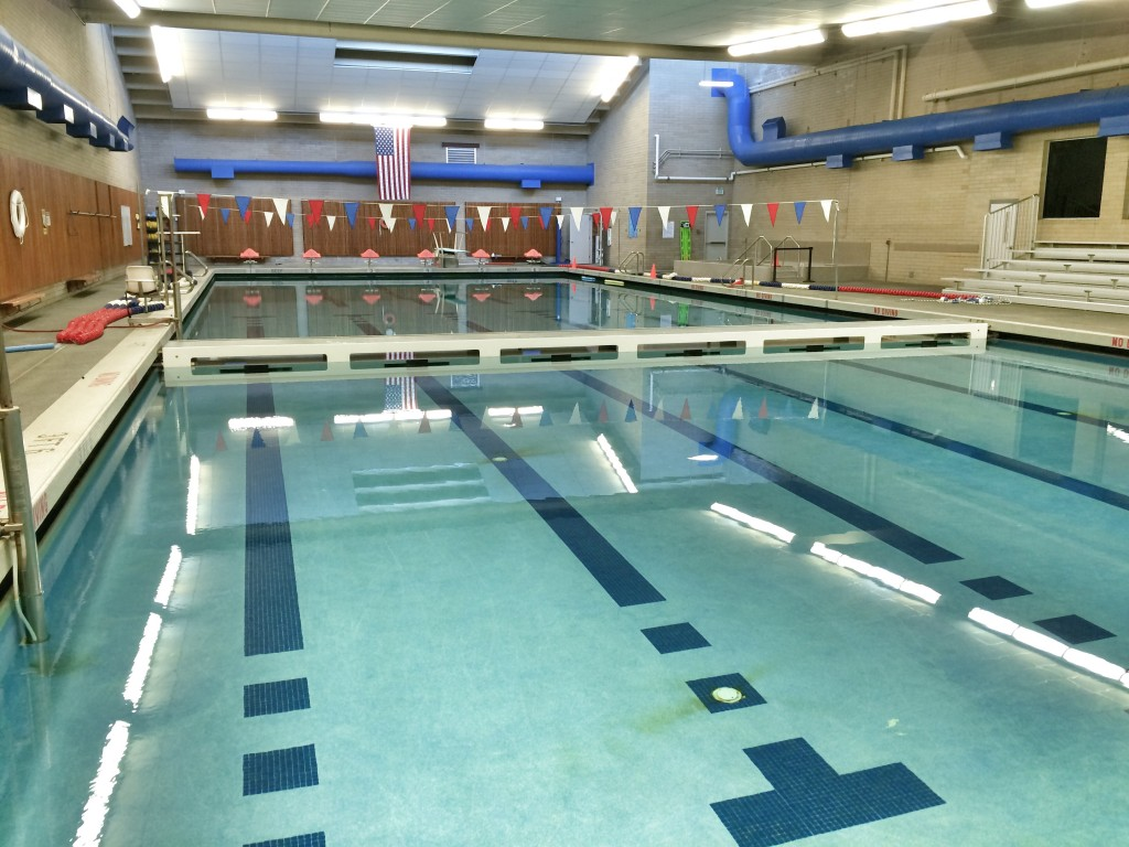 The Bremerton Family YMCA pool is finally back to normal this morning.