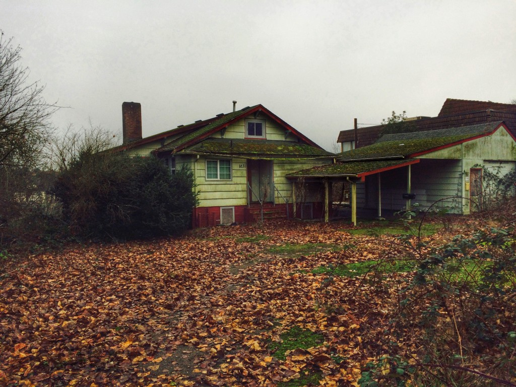 This home, at 1231 Campbell Way, would be razed for the new development.