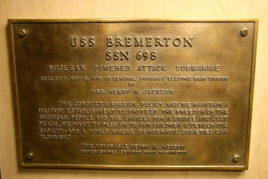 The Bremerton.