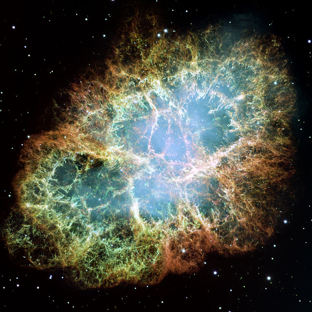 The Crab Nebula (NASA)