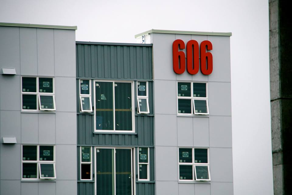 The 606.
