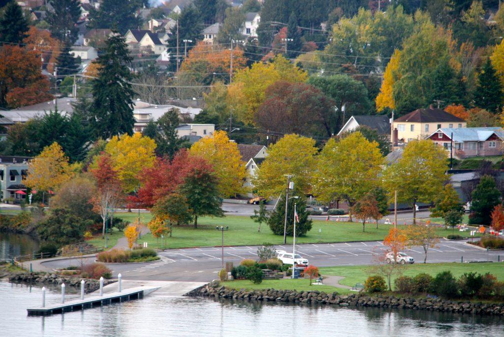 Evergreen-Rotary Park.