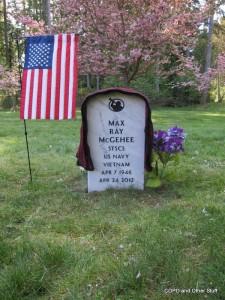 Suquamish Warrior, Max McGehee