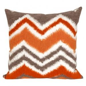 Zigzag Ikat Pillow, Target.com. $59.99.