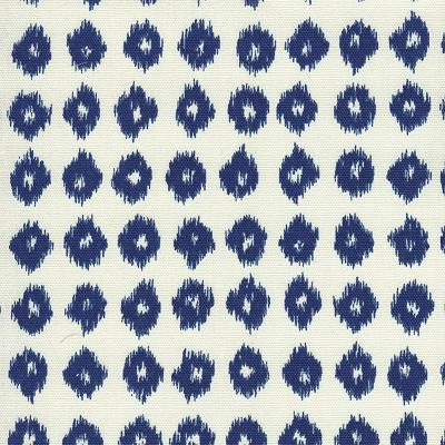 Golding Ikat Spots Blue. Fabricsource.com $12.99/yd.