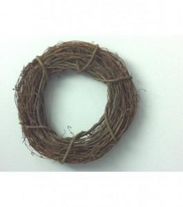 "12"" Grapevine Wreath, JoAnn.com, $3.99."
