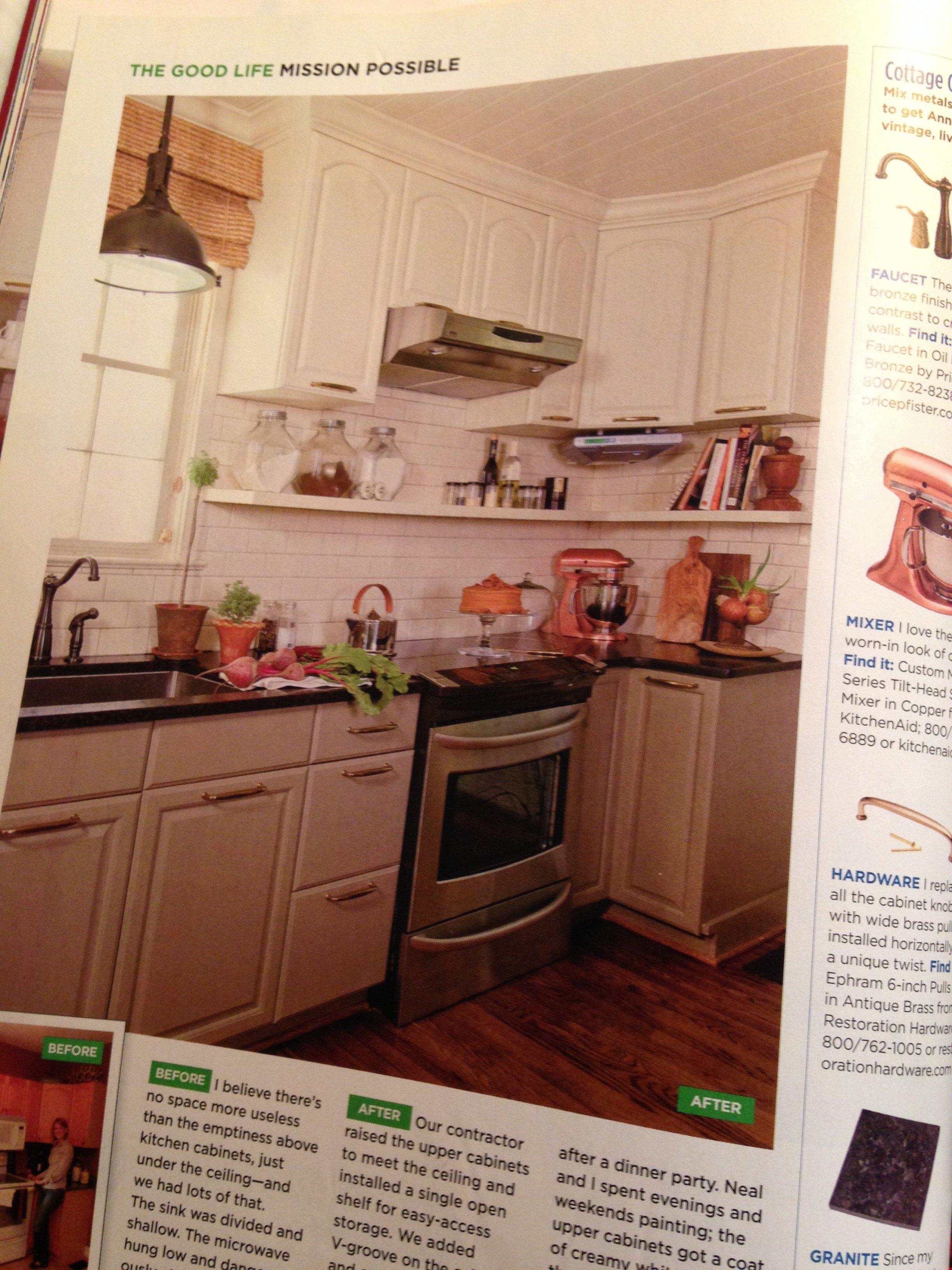 cottage kitchen 2