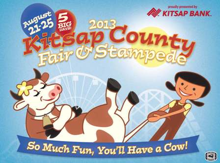 Kitsap County Fair Logo 2013