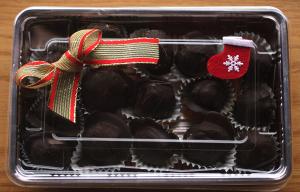 Box of boozy balls