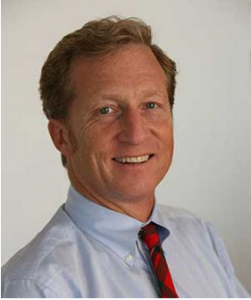 Tom Steyer. Photo courtesy of the NextGen Climate website.