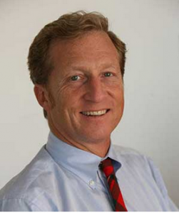 "Thomas Steyer, often described as ""a billionaire,"" might run for a U.S. Senate seat in California. That could have an impact on Washington state politics."