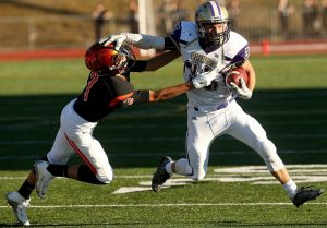 North Kitsap is ranked No. 10 in this week's Class 2A AP state football poll.