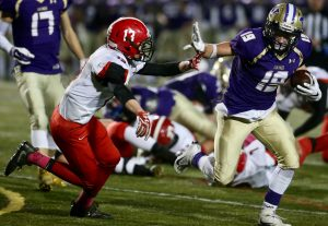 North Kitsap is looking to finish the regular season with a 9-0 record.