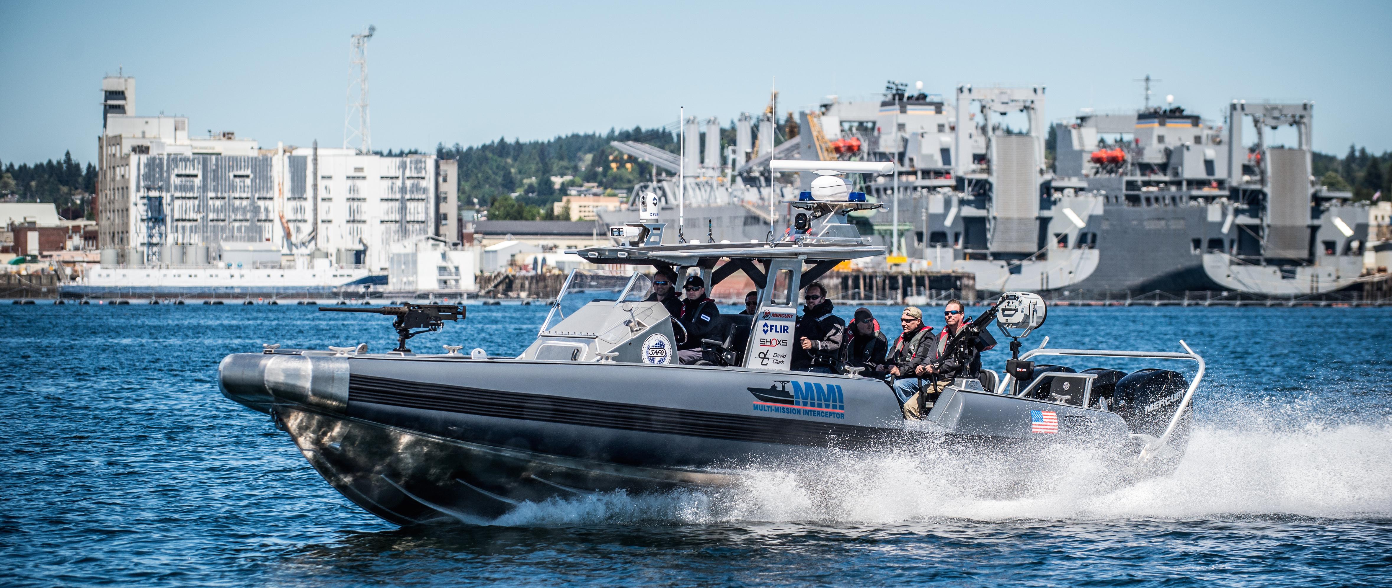 safe boats unveils multi mission vessel minding your. Black Bedroom Furniture Sets. Home Design Ideas