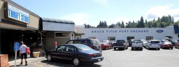 Marvelous Plans Filed For New Bruce Titus Ford Dealership
