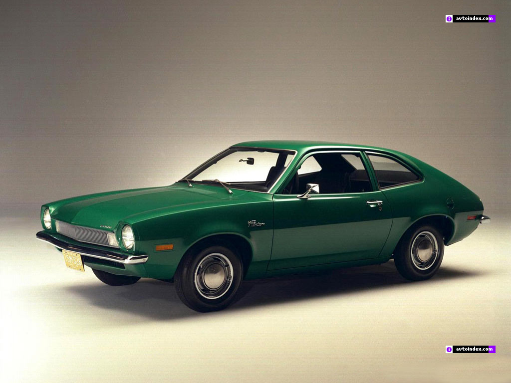 Should Ford have built this car here instead of the Pinto ...