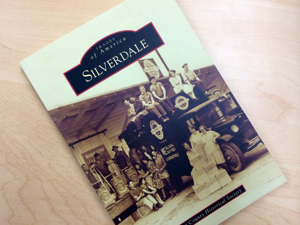 Read about the history of Silverdale in a recently published book by the Kitsap County Historical Society.