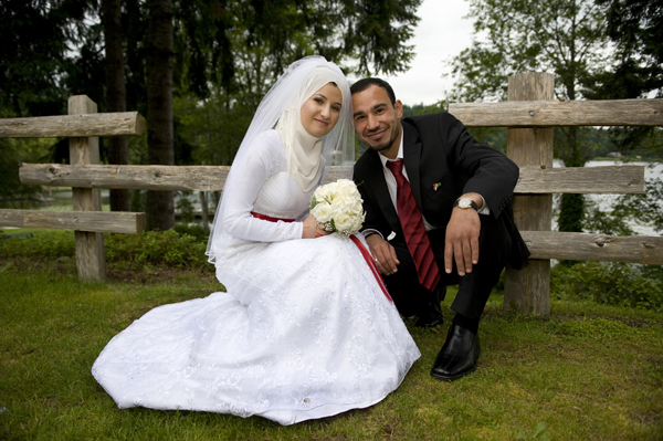 PHOTO Turkish Wedding