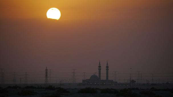 KuwaitMosque