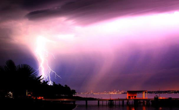 """""""Manchester Lightning"""" by Noelle Morris"""