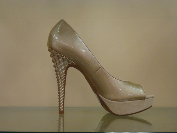 """High Heel"" by Dianne Lyle"
