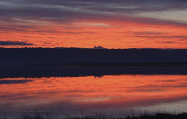 """Ebey Landing Lagoon"" by Steven R. Fisher"