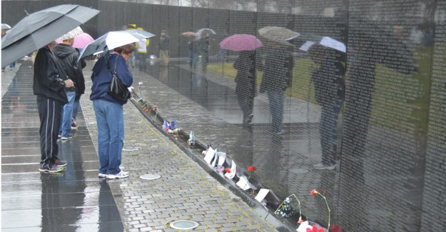 Vietnam War Memorial by Kyle Nielsen