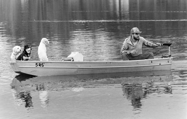 6/21/83 Fishing Feature Steve Zugschwerdt / Bremerton Sun
