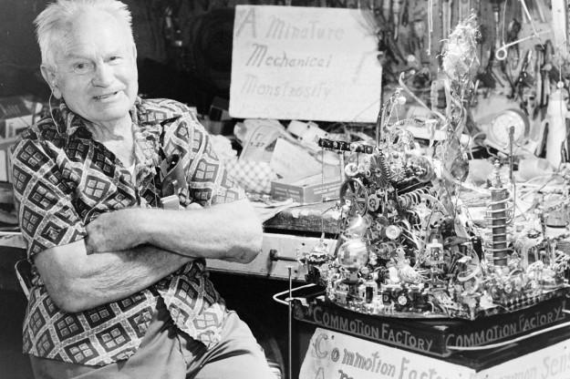 "8/22/83 Donald Serry and ""Thingamajig"" MS / Bremerton Sun"