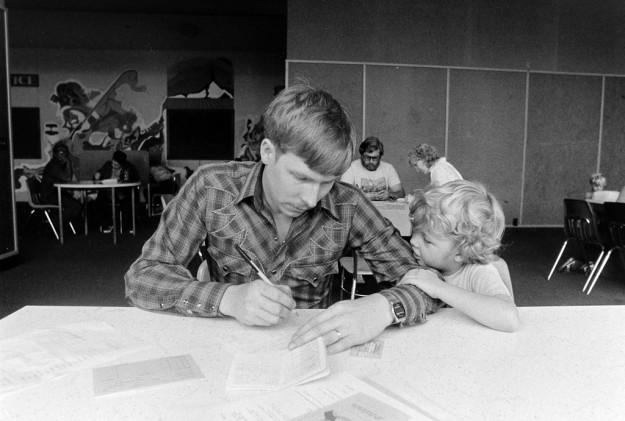 8/25/83 Freedom Middle School Theresa Aubin Ahrens / Bremerton Sun