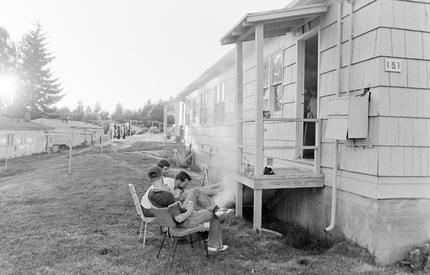 June 26, 1977 Navy Housing Bremerton Sun