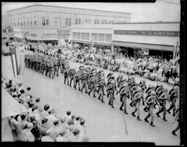 Armed Forces Day Parade 1960