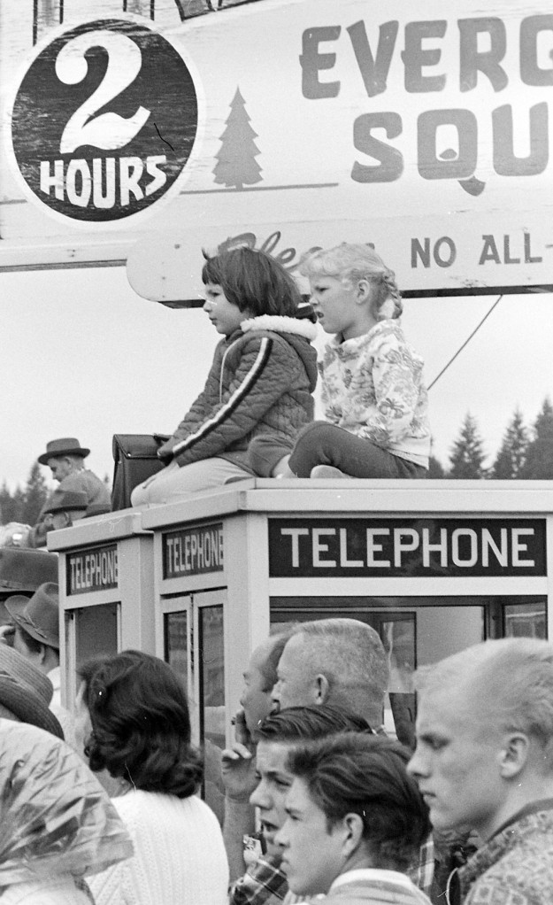 June 24, 1965 Shelton Forest Festival Parade