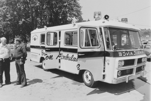 July 15, 1977 Ambulance