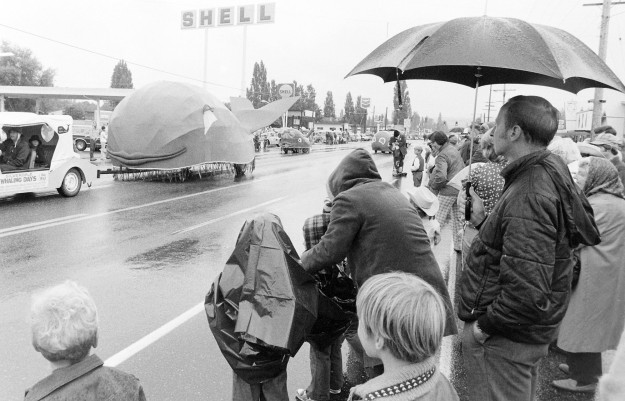 August 18, 1975 Whaling Days Cliff McNair Jr. / Bremerton Sun