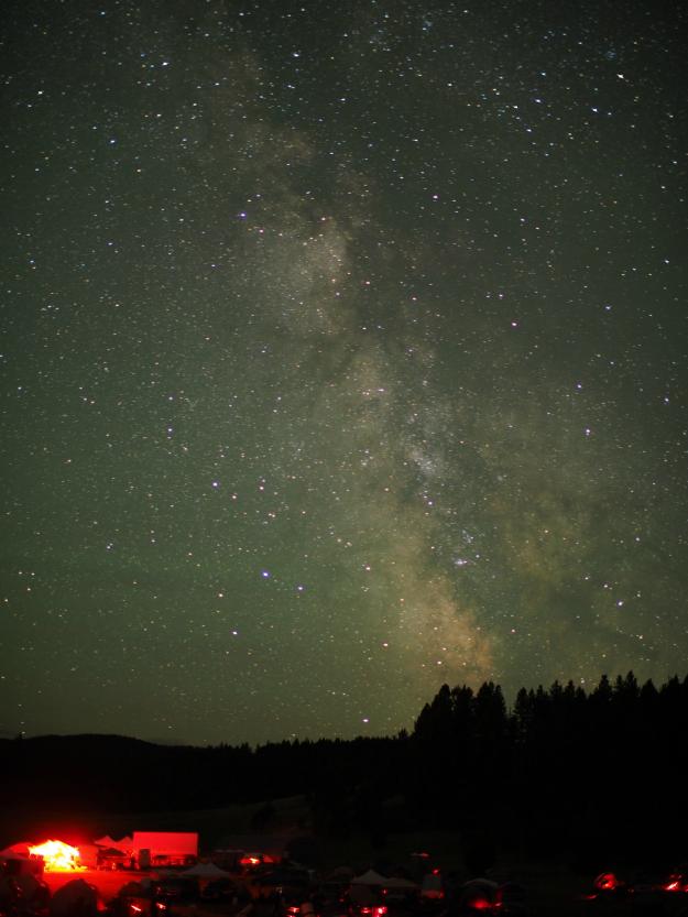 """Starry Night"" by Steve Johnson"
