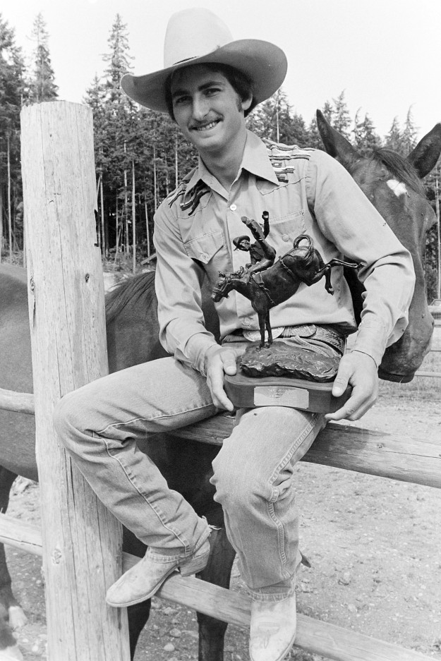 August 25, 1981 Clint Corey Cliff McNair Jr. / Bremerton Sun