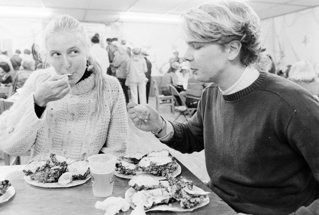 10/06/1984 Oyster Fest Larry Steagall / Bremerton Sun