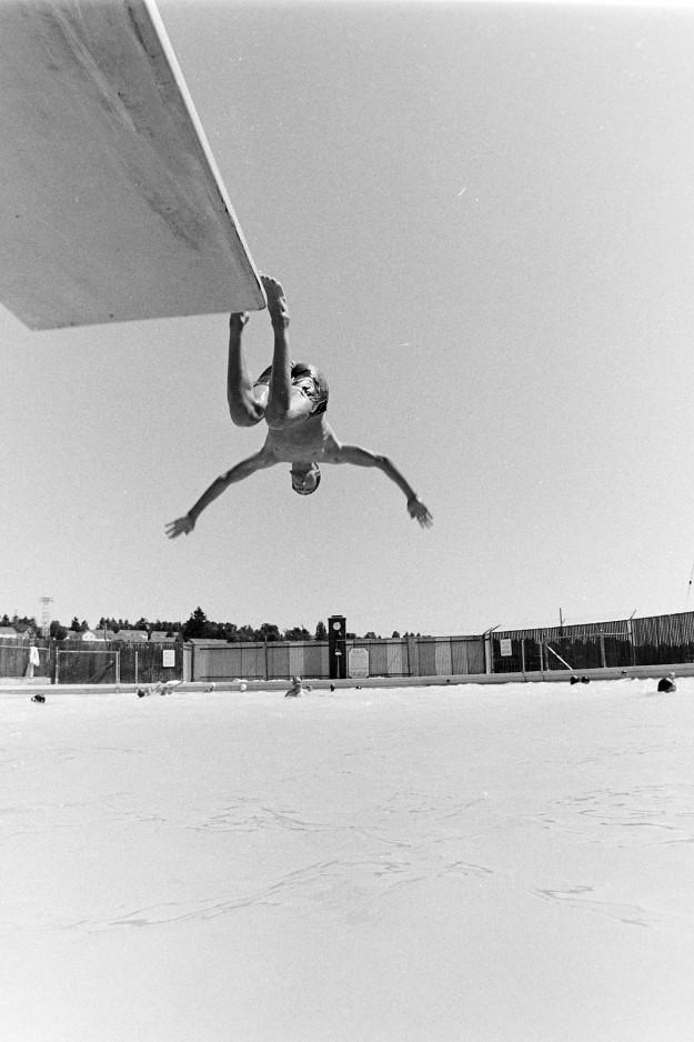 07/27/73 Memorial Pool