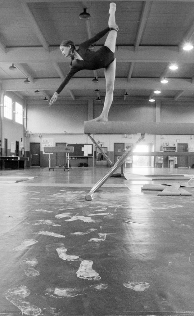 07/29/77 Gymnastics Bob Reeder / Bremerton Sun