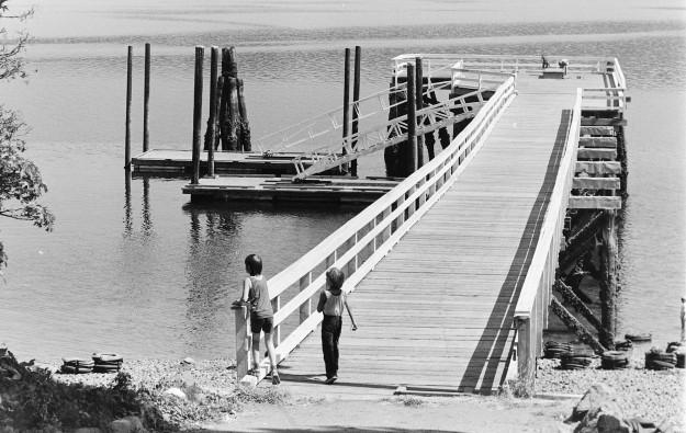 08/16/77 Illahee Dock