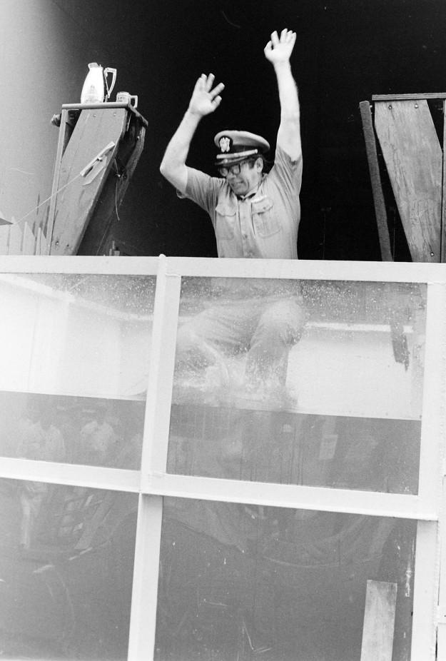 06/07/75 Navy Dunk Tank
