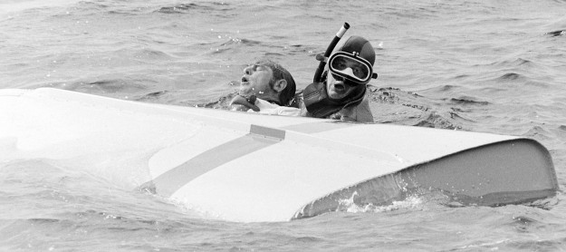 06/14/73 Bremerton Fire Department Divers Cliff McNair Jr. / Bremerton Sun
