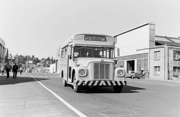 07/12/75 PSNS Shuttle Bus