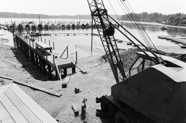 07/23/75 Brownsville Dock