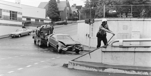 08/18/75 Accident 6th. and Warren